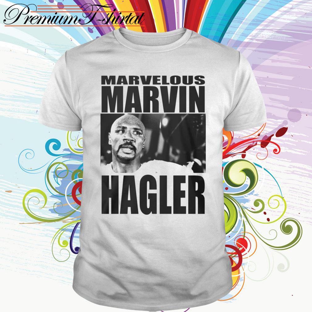 Marvelous Marvin Hagler boxing legend shirt