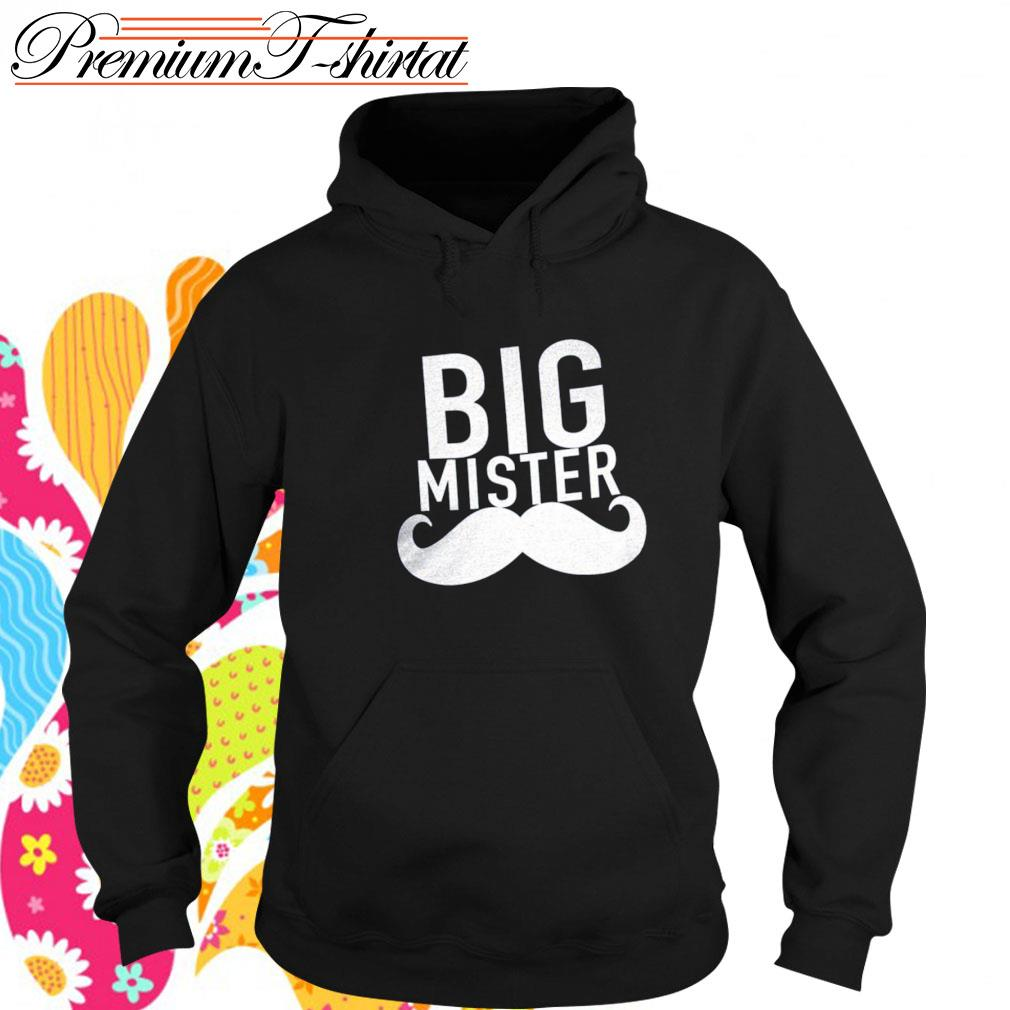 Official Big mister s hoodie
