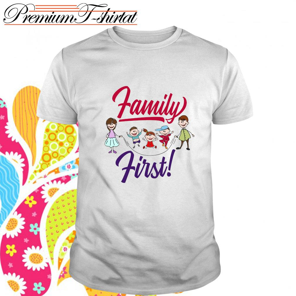 Official Family first shirt